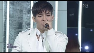DMTN [Safety Zone] @SBS Inkigayo 인기가요 20130203