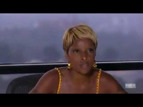 Guy Calls Mary. J Blige A Bitch Says She Cant Sing On American Idol Live