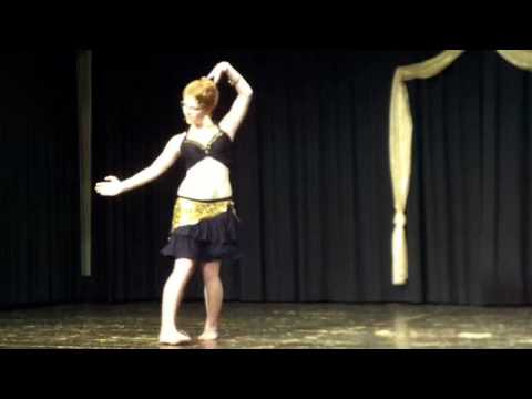 Nathalie Tanzauftritt Juni 2010