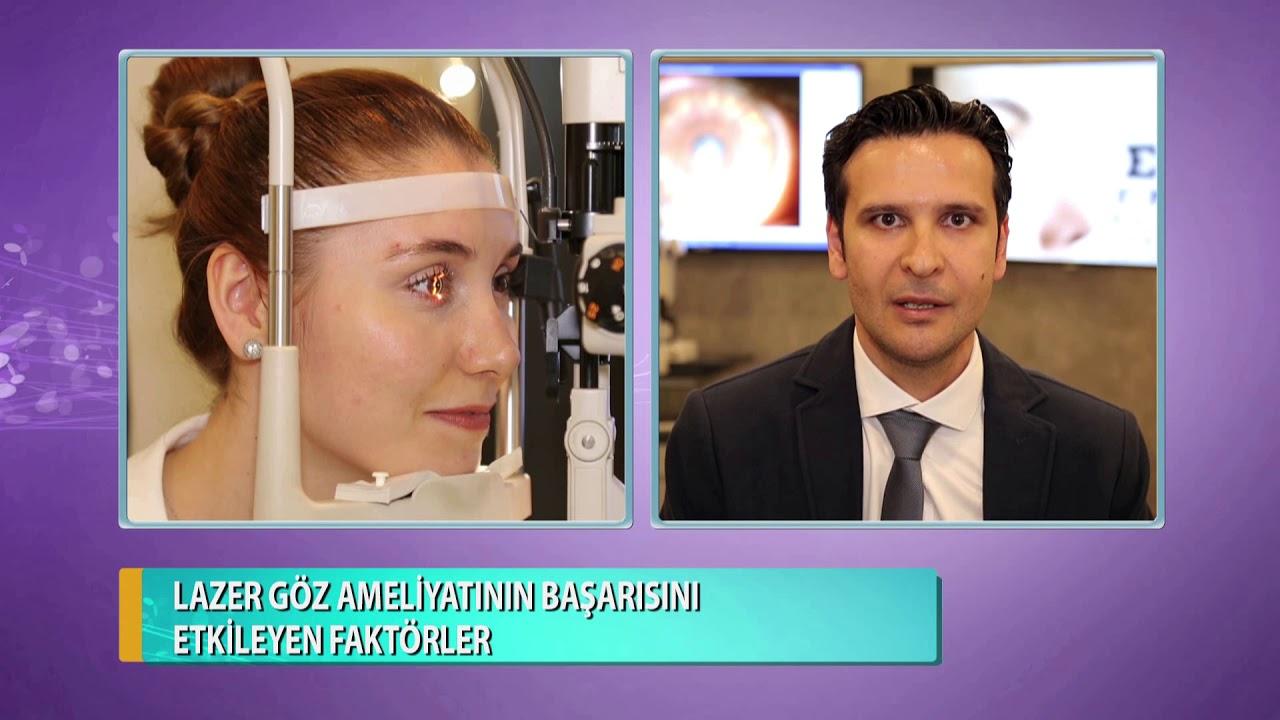 Videolar - Lazer Ameliyatının Başarısını Etkileyen Faktörler Nelerdir? Op. Dr. Umut Altuner