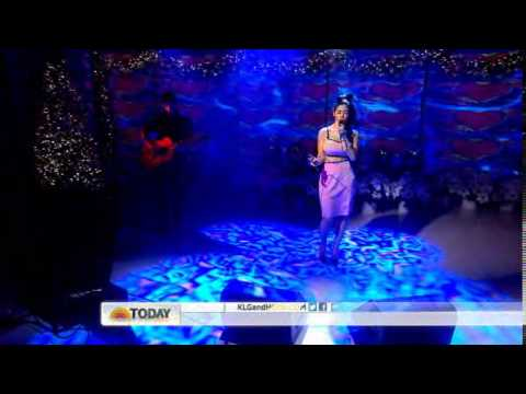 Marina and the Diamonds - How To Be A Heartbreaker (NBC Today Show 06/12/2012)