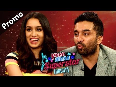 Haseena Parkar   Shraddha Kapoor & Siddhanth Kapoor On YMS 2   Promo   Sun, 24th Sept @ 7:30PM