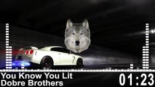 Dobre Brothers - You Know You Lit [Bass Boosted]