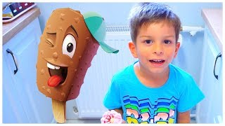 The Ice Cream Song - Fun Videos with Children Songs