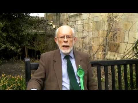 City of York Central Green Candidate Jonathan Tyler