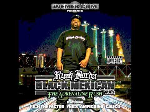 Rush Borda Ft. Steve Yancy - Solid As A Rock