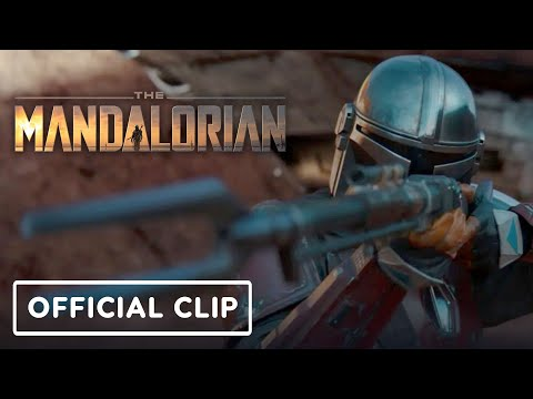 "The Mandalorian (2019) - Official ""Attack"" Clip"