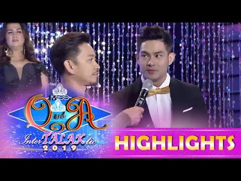 It's Showtime Miss Q & A: Kuya Escort Ion has a confession to the madlang people