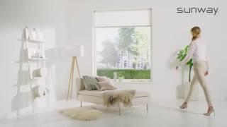 Rolgordijnen | Standaard | SUNWAY® Raamdecoratie