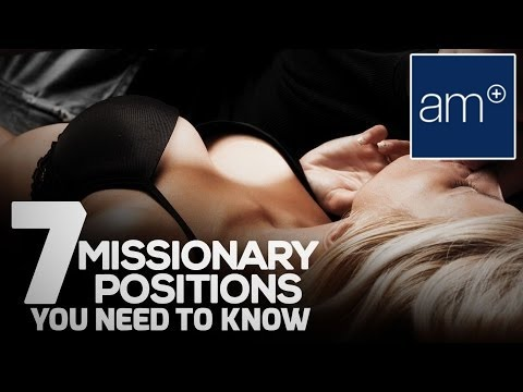 With you Classic missionary position