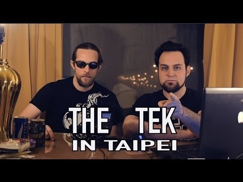 The Tek 0117: In Taipei