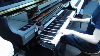 Океан Ельзи - Не Твоя Війна ( кавер на піаніно | piano cover ) Improved