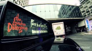 EYETEASE - innovators in digital taxi media technology