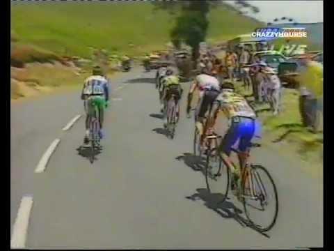 Tour De France Euro Sport 1994 Stage 12 Lourdes-Luz Ardiden 204.5Km.