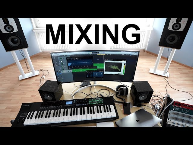 HOW TO MIX EDM - Full Mixing Tutorial