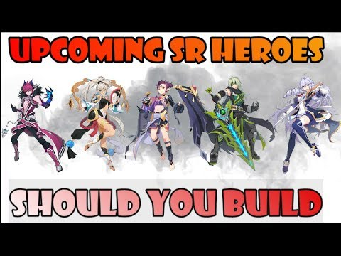 Upcoming SR Hero Should You Build!! | Grandchase Dimensional Chaser