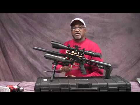 FX Impact: How to Modify the Case to fit Barrel, Scope. Bipod, etc.
