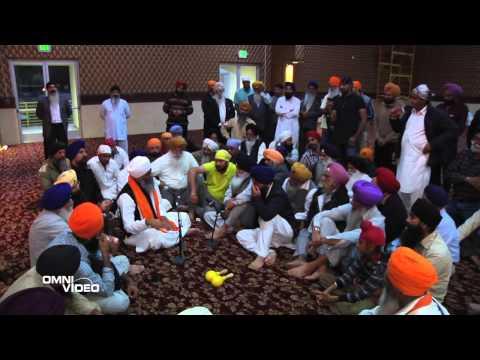 Bhai Panthpreet Singh Sawal Jawab at Gurdwara Guru Angad Darbar, Bakersfield, CA, USA