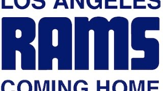 los angeles rams coming home please share