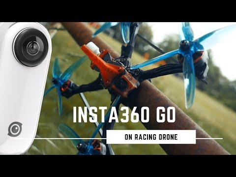 Фото Insta360 go FPV racing - 2020 outdoor race training #2
