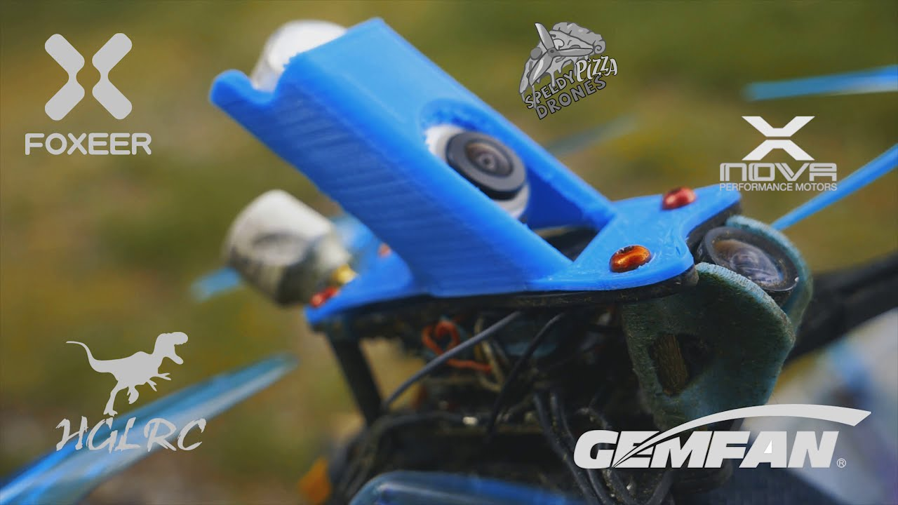 Insta360 go FPV racing - 2020 outdoor race training #2 картинки