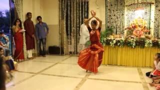 Brahmanjali, Kuchipudi Dance Performance by Akshaya Srinivasan
