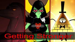 Getting Stronger (Toffee, Lord Dominator, Bill Cipher)  Sub ...