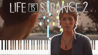 Karen - Life is Strange 2 [Synhesia Piano Tutorial]