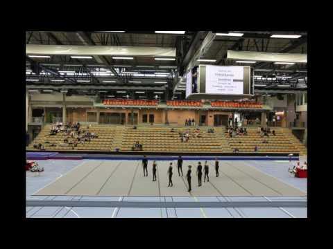 Senior NM Team Gym Mix Arendal 2016