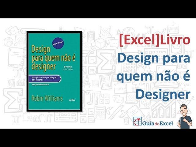 Livro Design para quem não é Designer