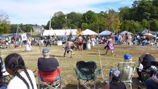 Aztec Dancers at the Ramapough Lunaape Pow Wow 2014