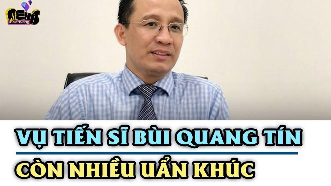 Vợ TS Bùi Quang Tín cho rằng sự ra đi của chồng còn nhiều UẨN KHÚC