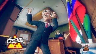 Флешмоб Satisfaction в Кремле -