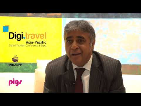 3rd Digi.travel Asia-Pacific Conference & Expo - 20 June 2018 - Jay Jhingran, Continent GM #1