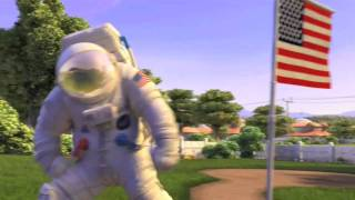 Planet 51 HD Wii Trailer