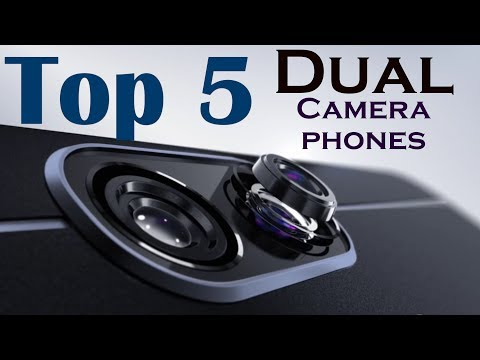 Top 5 Dual Camera Phones | July - 2017 | Dlk Reviews Kannada