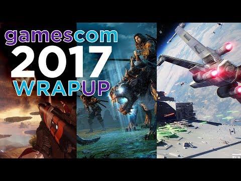 Gamescom 2017 Wrap-Up | Feature | screenPLAY