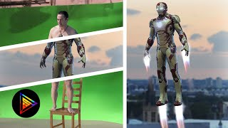 5 Famous Movie Moments That Look Hilarious With CGI Removed By Flash5
