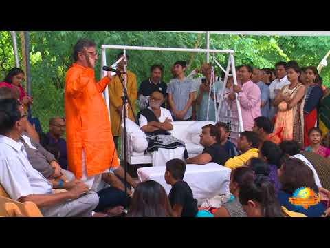 Sandhya With Shobhit Desai At Rochester