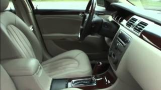 2011 Buick Lucerne Test Drive