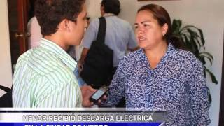 MENOR RECIBIÓ DESCARGA ELECTRICA EN LA CIUDAD DE HIERRO