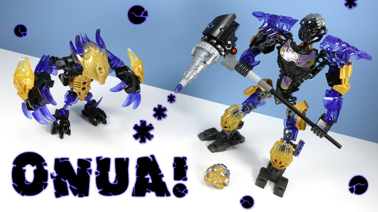 bionicle onua 2017 - photo #35
