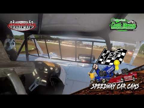 #14 Brad Looney- Late Model- 6-8-19 Springfield Raceway- In Car Camera