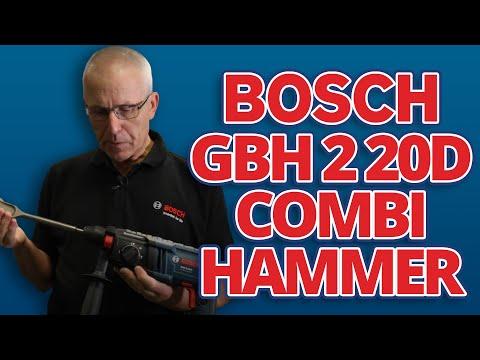 Електрически перфоратор SDS-plus BOSCH GBH 2-20 D #xJ0x_R2Sht4