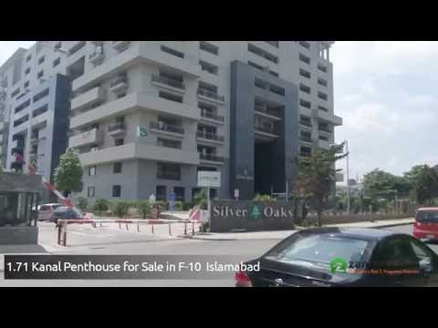 LUXURY CORNER PENTHOUSE IS AVAILABLE FOR SALE IN SILVER OAKS F-10 ISLAMABAD