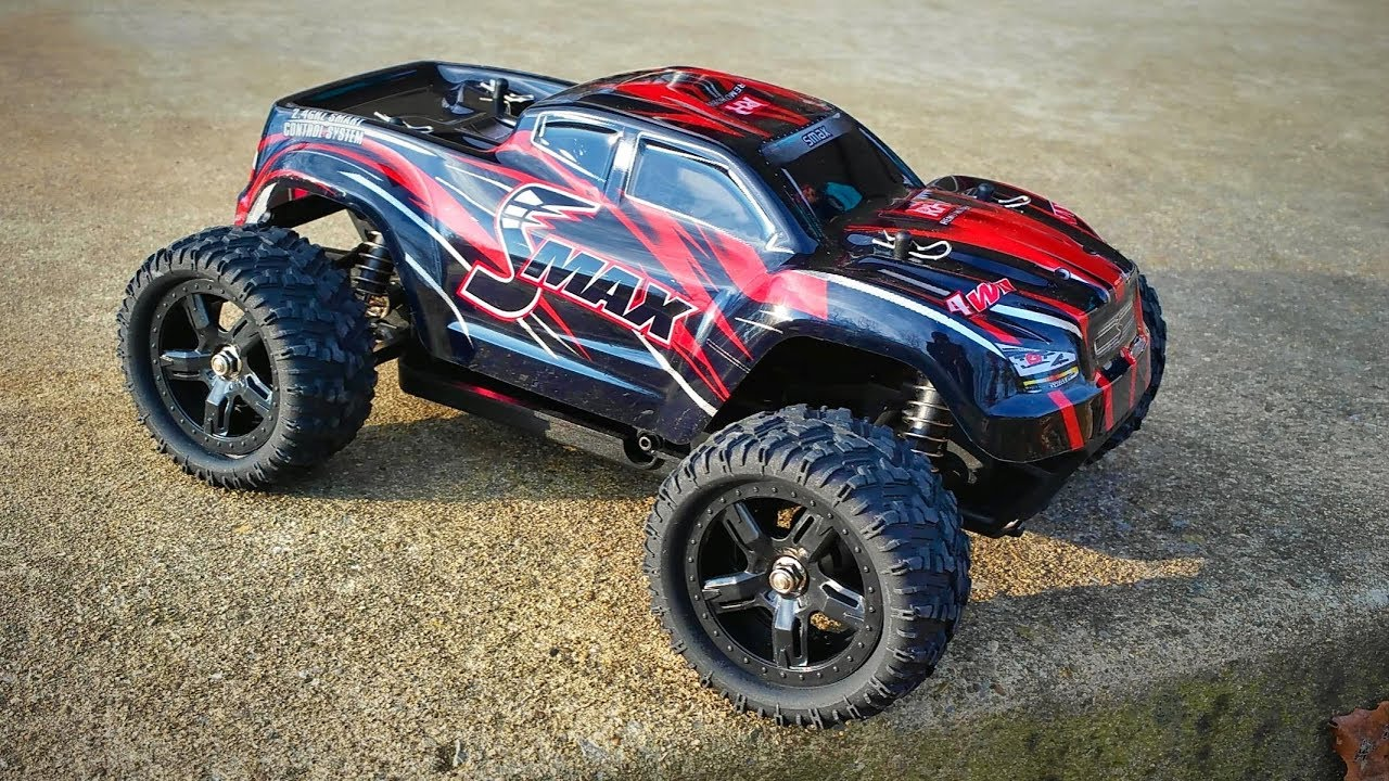 Under $100 RC Truck - Remo Hobby 1631 SMax - RC Truck - TheRcSaylors by TheRcSaylors