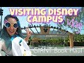 Let's Go To Disney Hyperion Publishing at GC3 | Vlog | Books and Looks