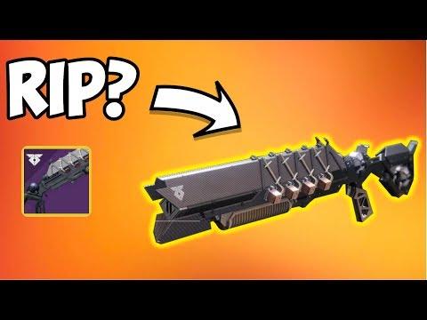 Destiny 2 | RIP Escalation Protocol Shotgun? Full Auto Shotgun Nerf! Will The Meta Change? thumbnail