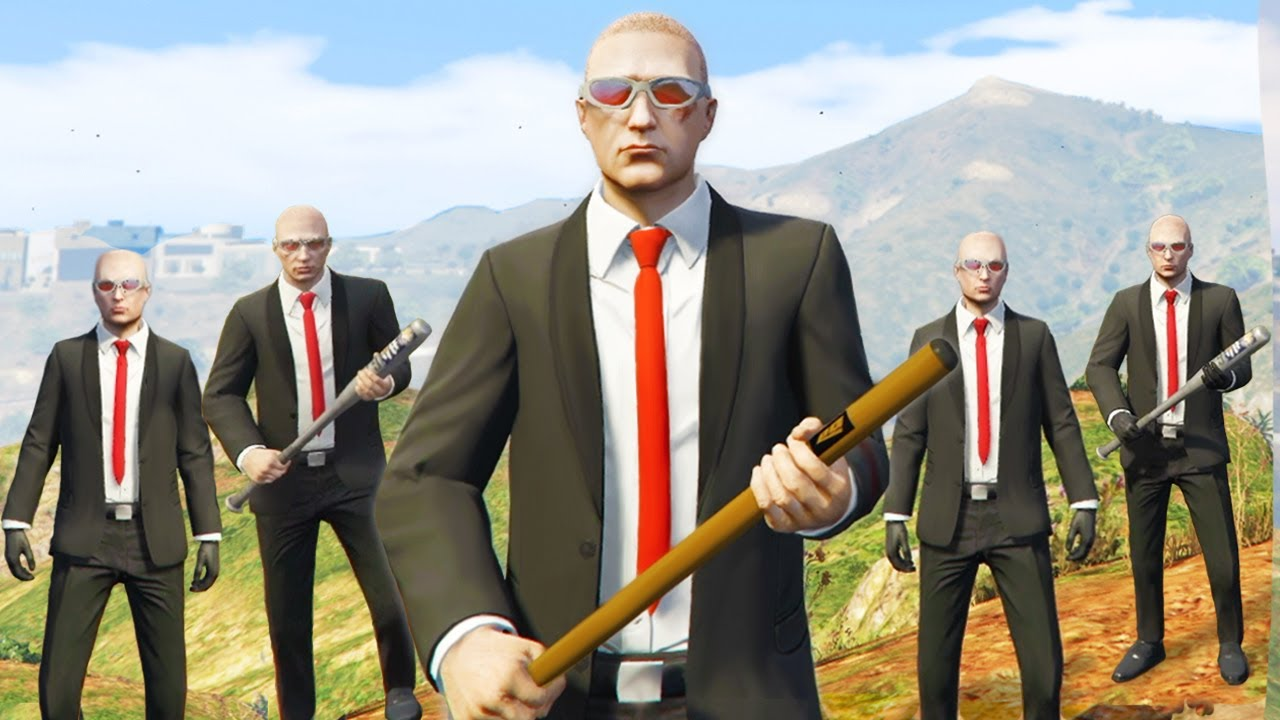 """Meet the """"Hit Squad"""" of GTA Online.."""