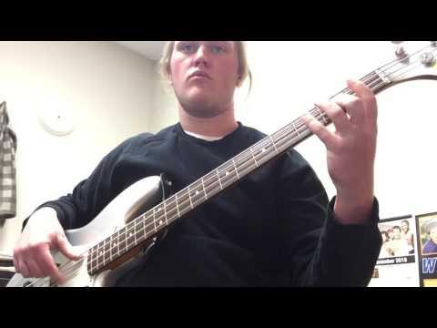 Jacob Cooper Wesrern Audition- 12 bar blues in F- Walking bass line